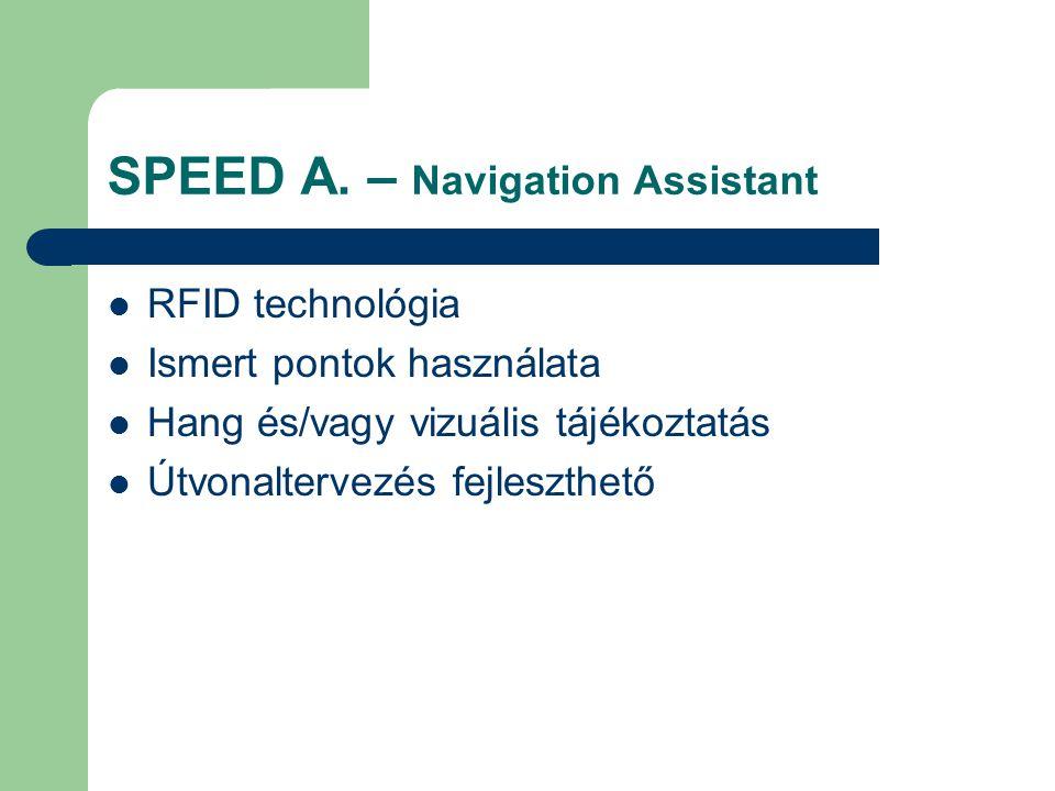 SPEED A.