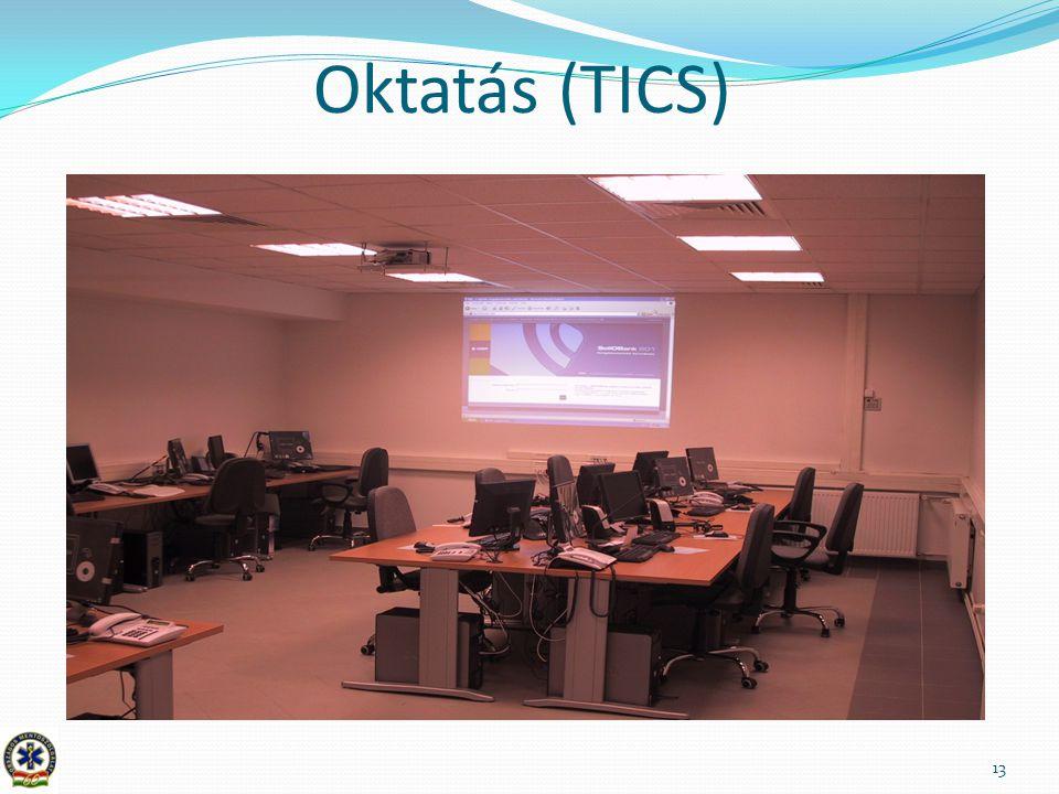 Oktatás (TICS) 13