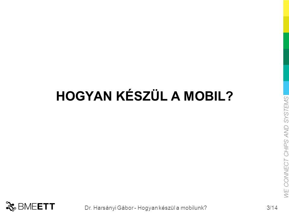 /14 HOGYAN KÉSZÜL A MOBIL 3 Dr. Harsányi Gábor - Hogyan készül a mobilunk