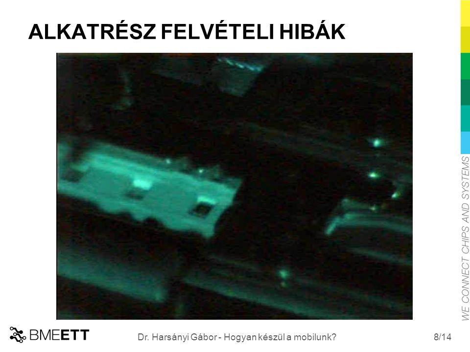 /14 A FORRASZ MEGÖMLESZTÉSE 9 Dr. Harsányi Gábor - Hogyan készül a mobilunk?