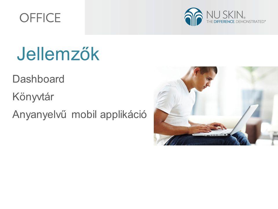Dashboard: –Profil –Support –Navigátor –További lépések –Aktivitásfolyam Könyvtár –Többszűrős keresés –Releváns találatok Anyanyelvű mobil applikáció –iOS ÖSSZEFOGLALÁS
