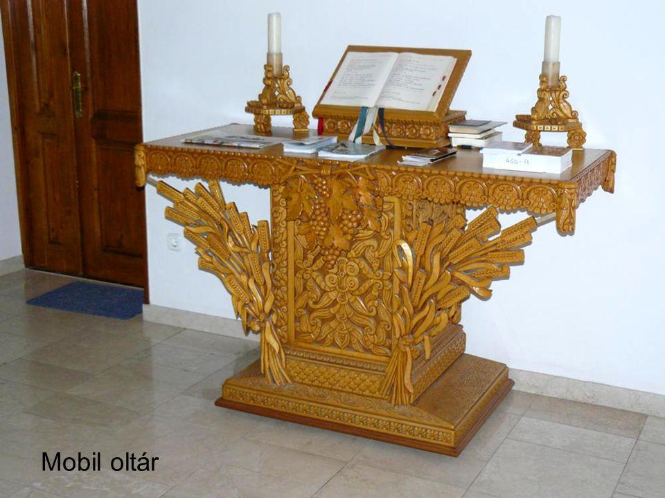Mobil oltár