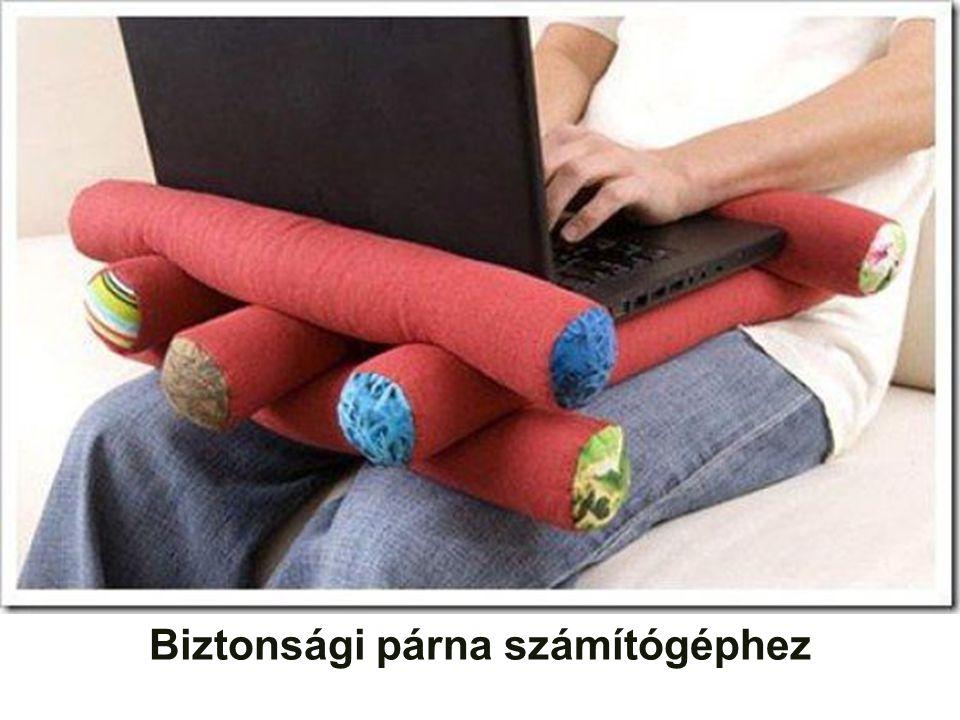 Biztonsági párna számítógéphez