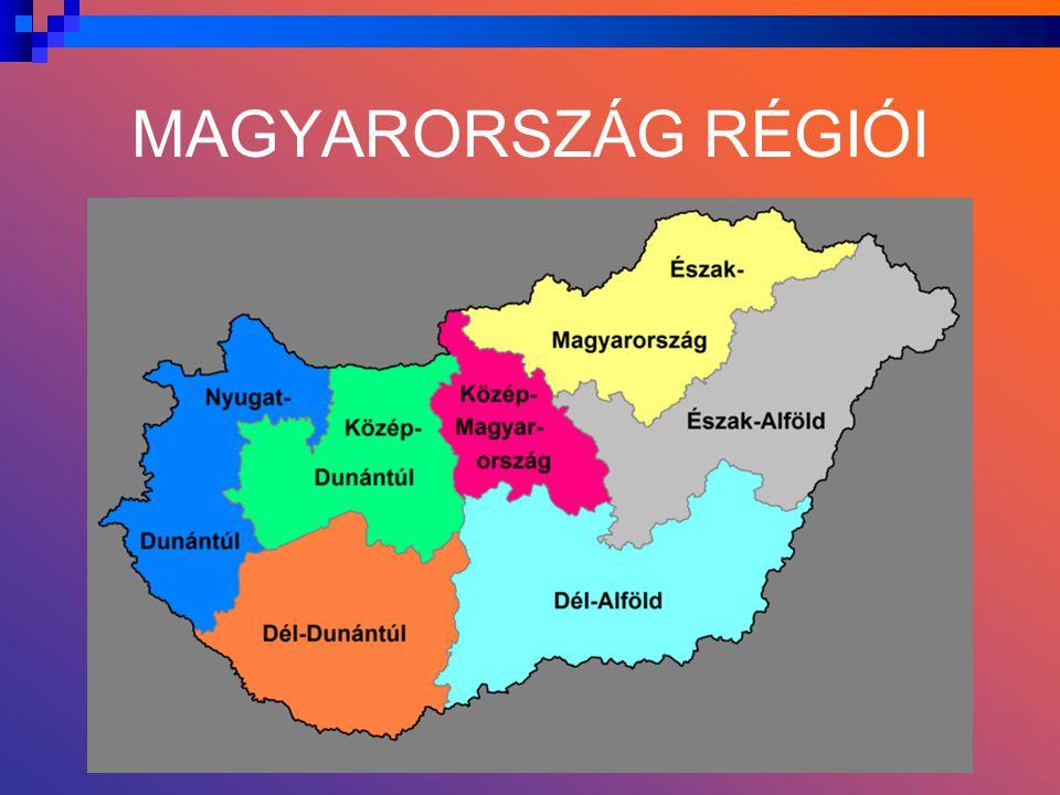 Régió neve Terület (km²) Népesség Megyék Áldozatsegítők száma Észak- Magyarország 13 4281 289 000 Borsod-Abaúj-ZemplénBorsod-Abaúj-Zemplén, Heves,Heves Nógrád 6 fő Észak-Alföld 17 7491 554 000 Hajdú-BiharHajdú-Bihar, Jász-Nagykun- Szolnok, Szabolcs-Szatmár-BeregJász-Nagykun- SzolnokSzabolcs-Szatmár-Bereg 7 fő Dél-Alföld 18 3391 367 000 Bács-KiskunBács-Kiskun, Békés, CsongrádBékésCsongrád7 fő Közép- Magyarország 6 9192 825 000 PestPest, Budapest fővárosBudapestfőváros10 fő Közép-Dunántúl 11 2371 114 000 Komárom-EsztergomKomárom-Esztergom, Fejér,Fejér Veszprém 6 fő Nyugat- Dunántúl 11 2091 004 000 Győr-Moson-SopronGyőr-Moson-Sopron, Vas, ZalaVasZala6 fő Dél-Dunántúl 14 169989 000 BaranyaBaranya, Somogy, TolnaSomogyTolna5 fő