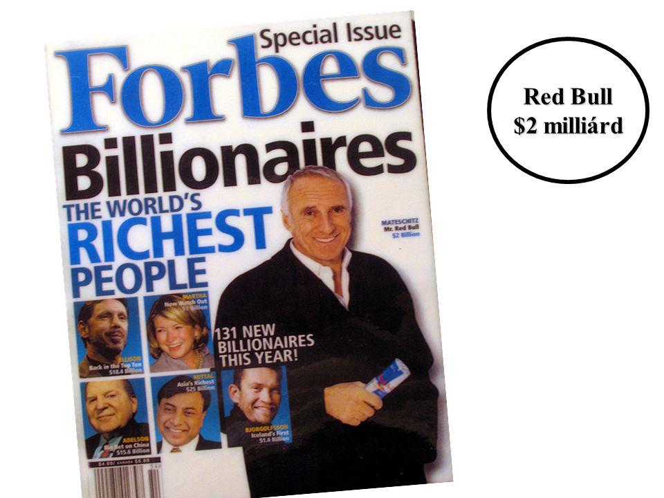 Red Bull $2 milliárd