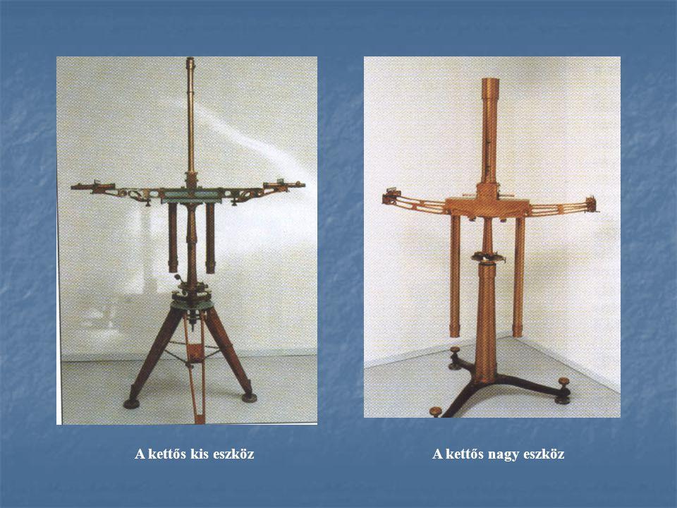 A kettős nagy eszközA kettős kis eszköz