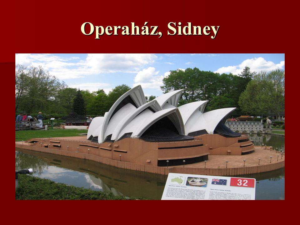 Operaház, Sidney
