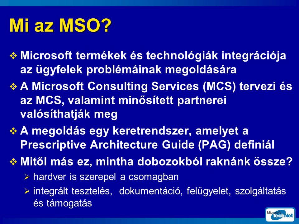 Mi az MSO.