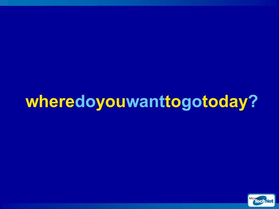 wheredoyouwanttogotoday?
