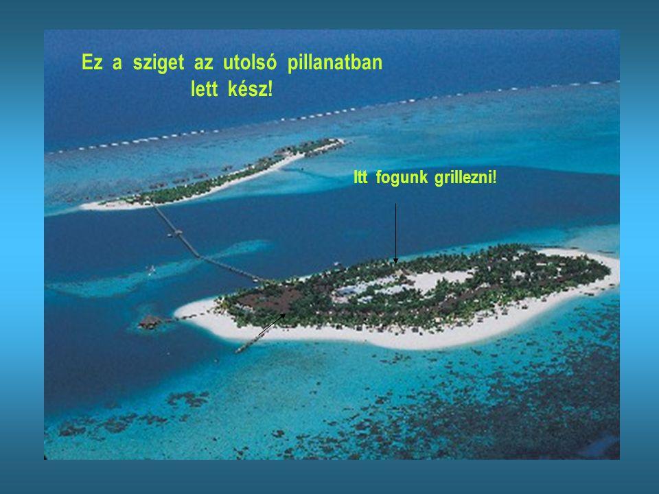 Úticélunk: a Csendes Óceán! Szállásunk