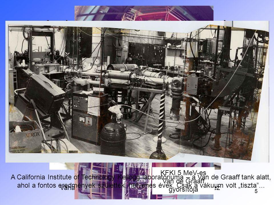 6 Az ionimplanter felépítése, kis dózisok adalékolására (MOS) KFKI, 1975