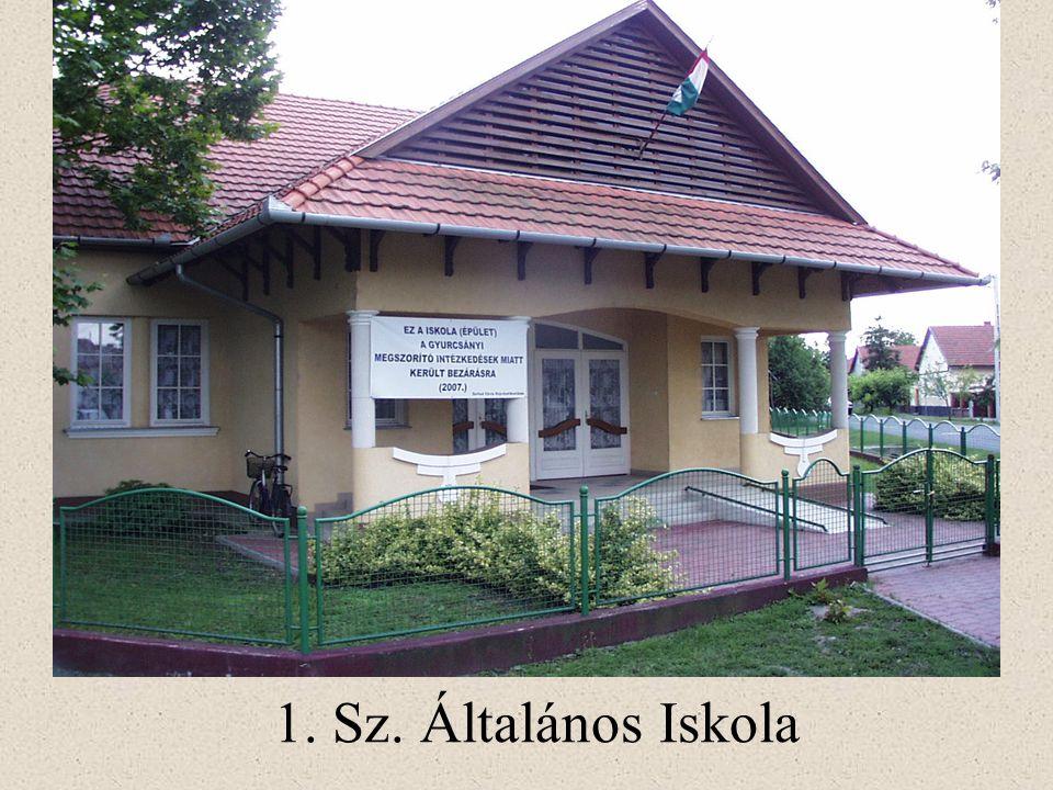 1. Sz. Általános Iskola