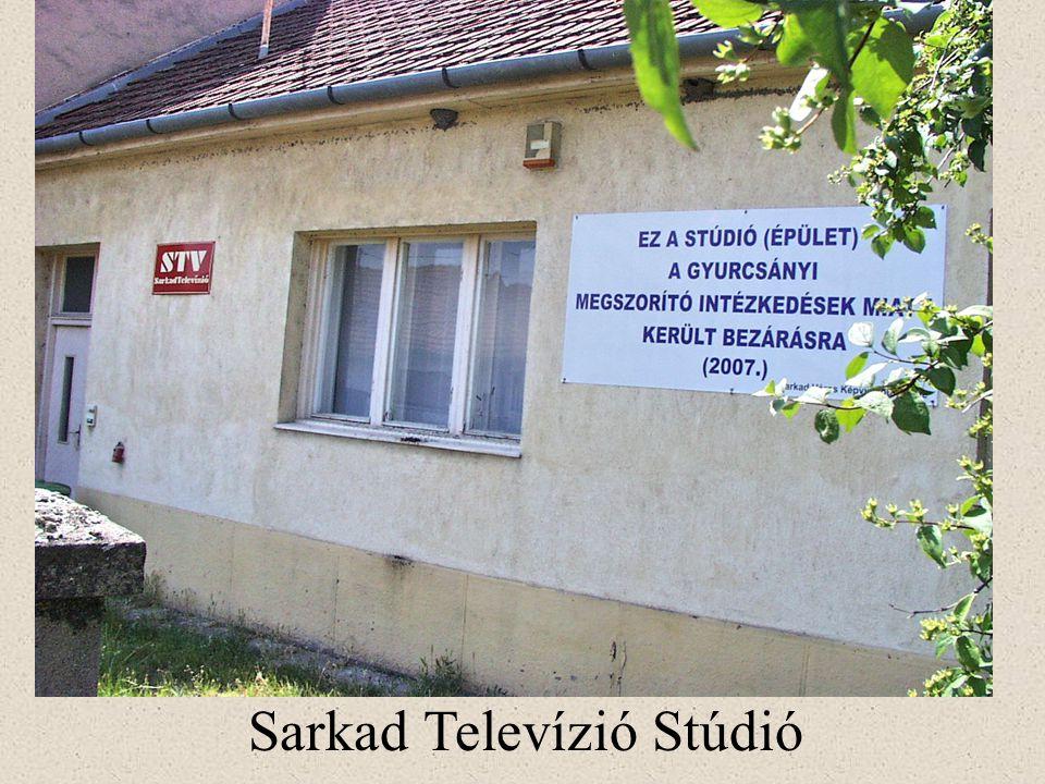 Sarkad Televízió Stúdió