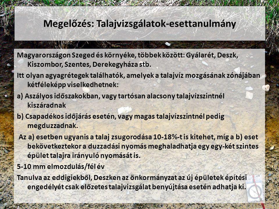 Magyarországon Szeged és környéke, többek között: Gyálarét, Deszk, Kiszombor, Szentes, Derekegyháza stb.