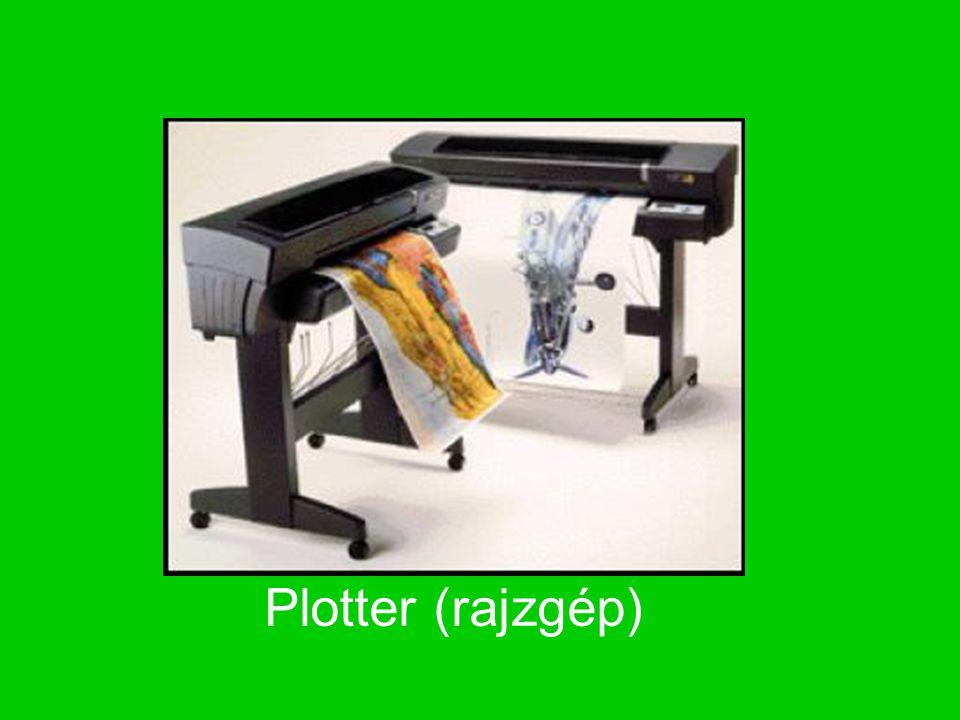 Plotter (rajzgép)