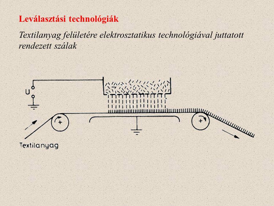 Elektrosztatikus gáztisztító Leválasztási technológiák
