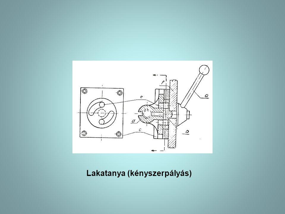 Lakatanya (kényszerpályás)