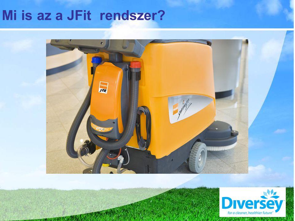 Mi is az a JFit rendszer?