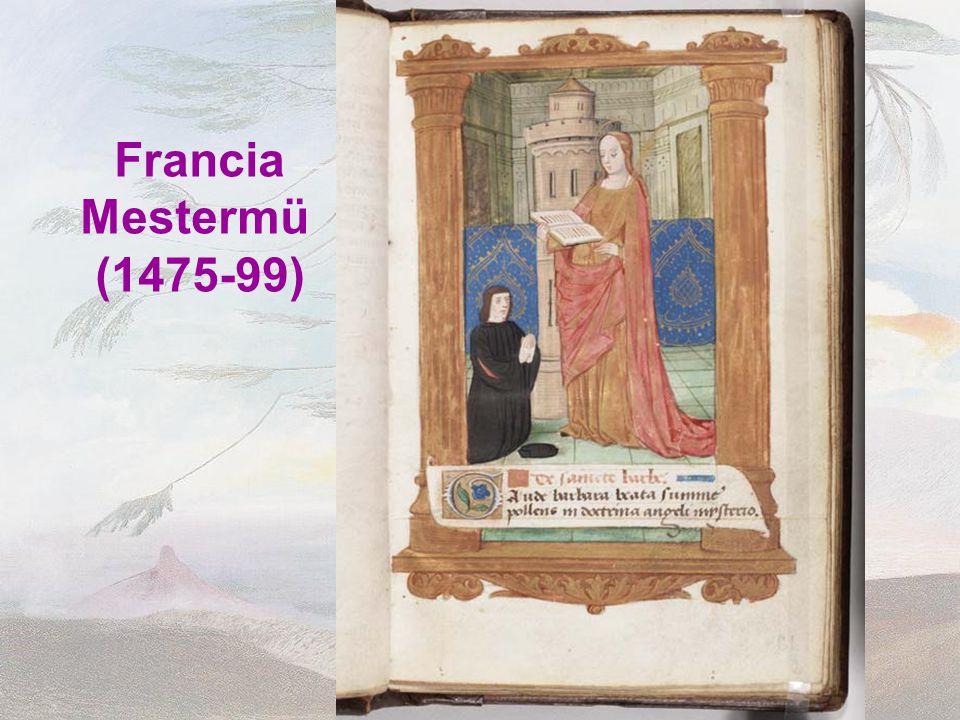 Francia Mestermü (1475-99)