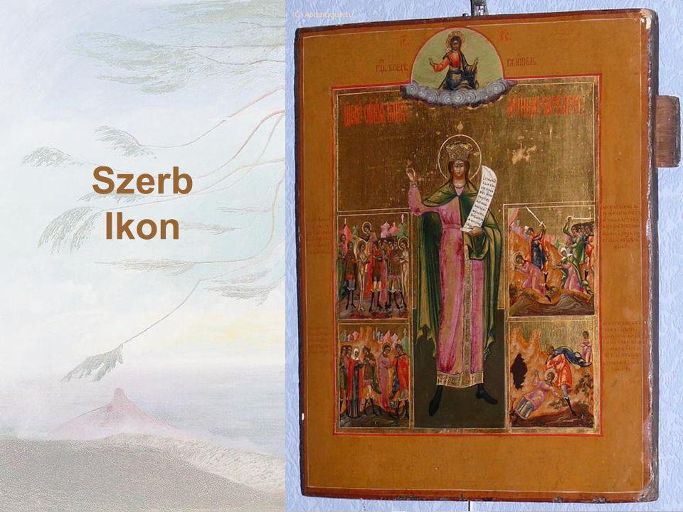 Szerb Ikon