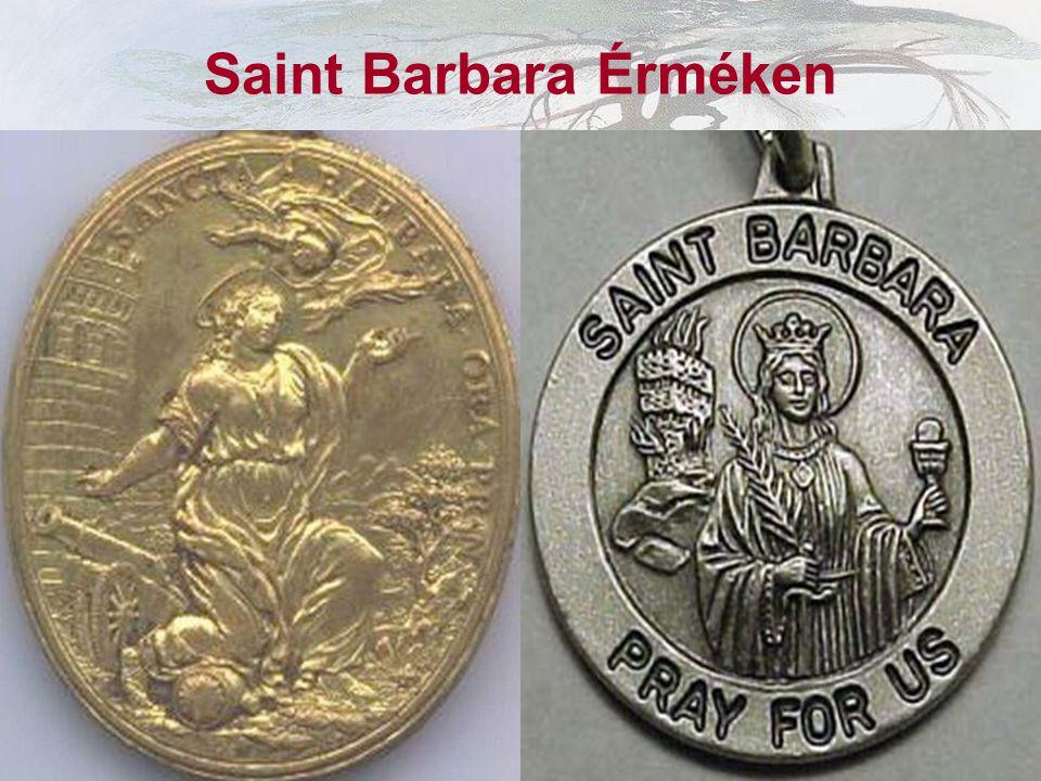 Saint Barbara Érméken