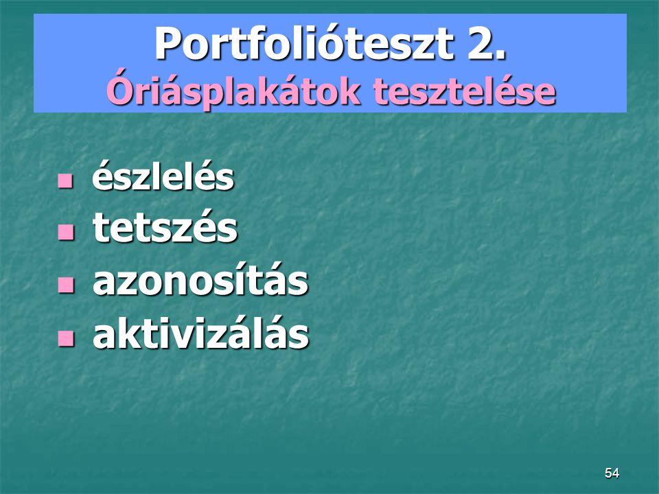 54 Portfolióteszt 2.