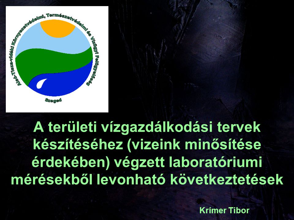 VKI (VGT) célja