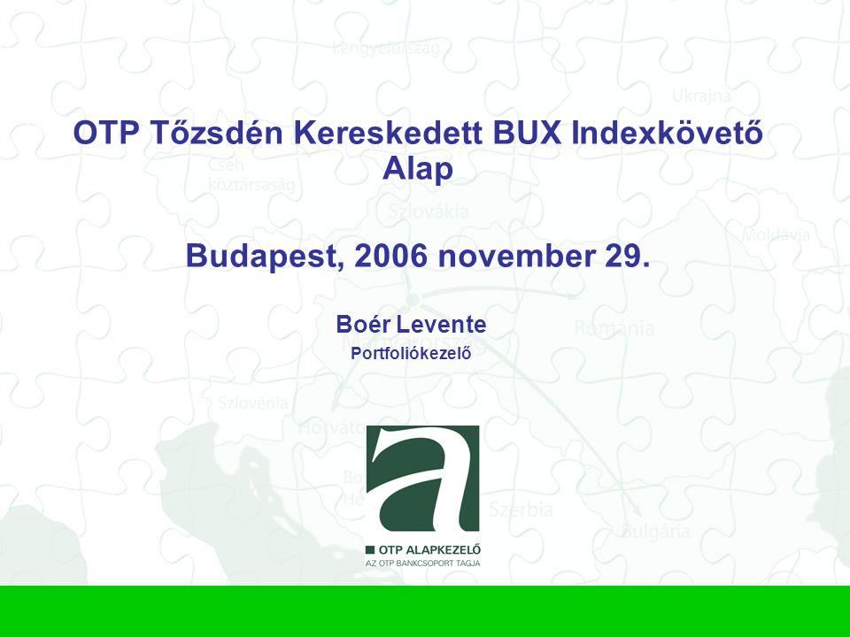 2 OTP Alapkezelő Zrt.