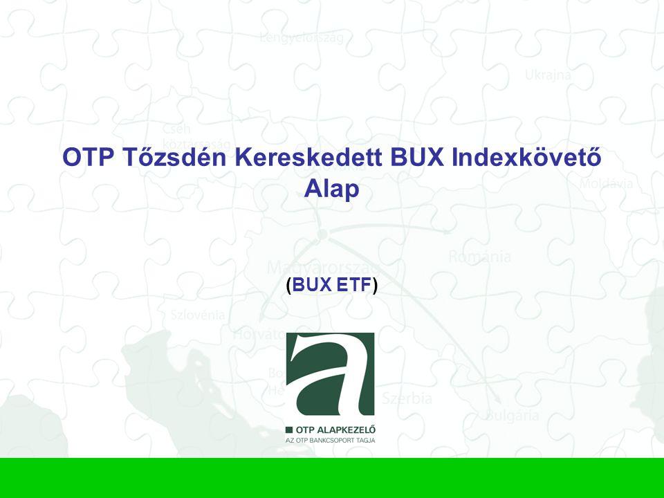 6 ETF Alapok – definíció, cél  Az ETF mozaikszó az angol Exchange Traded Fund-ot takarja (magyarul: Tőzsdén Kereskedett Alap)  Az ETF egy olyan, általában nyílt végű befektetési alap, amelynek befektetési jegyeit tőzsdén jegyzik és kereskedik  Az ETF alap célja, hogy hűen kövesse a mögöttes index teljesítményét.