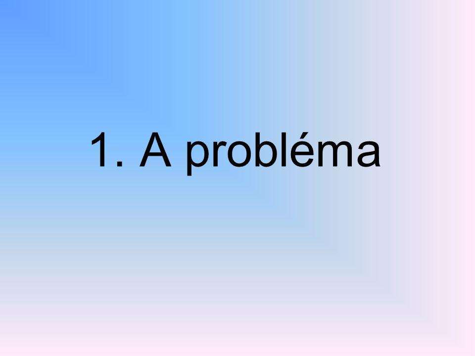 1. A probléma