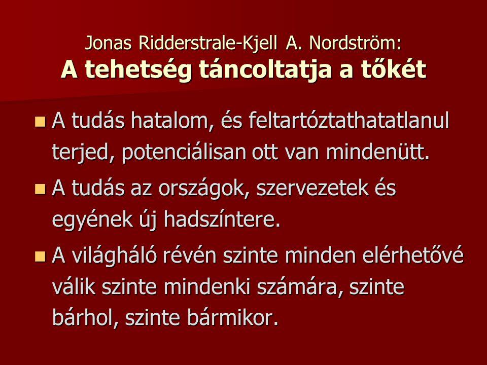 Jonas Ridderstrale-Kjell A.