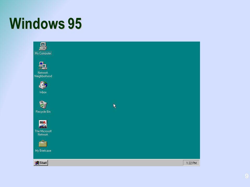 Windows 95 9