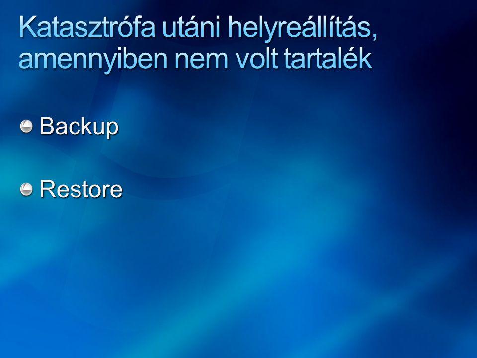 BackupRestore
