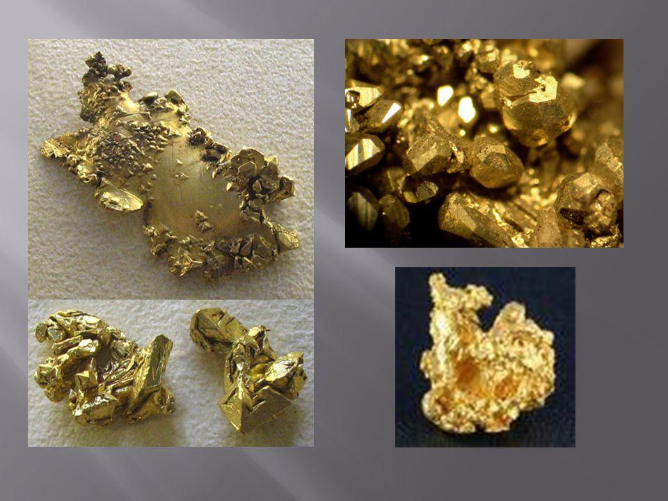  Nev: arany  Vegyjel: Au  Rendszam: 79  Elemi sorozat: atmeneti femek  Halmazallapot: szilard  Kristalyszerkezet: kobos  Suruseg (szobahomersekleten): 19,300 g/cm³  Olvadaspont: 1064,18 °C