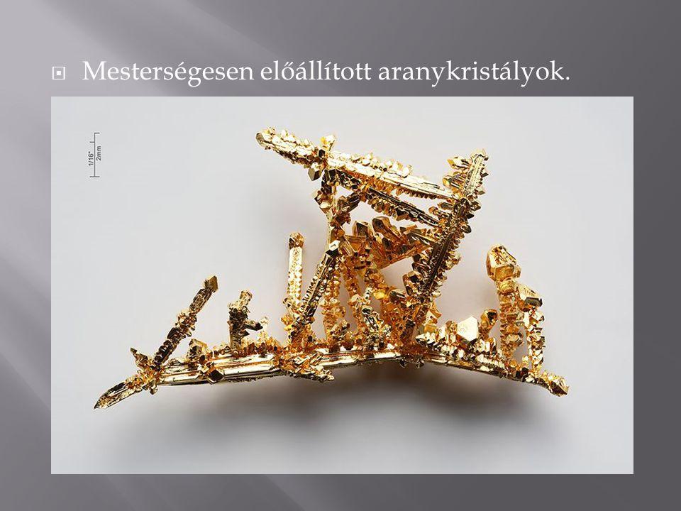  Az arany története hosszú évszázadokon át egyben a pénz története is volt, és mindez megfordítva is igaz.