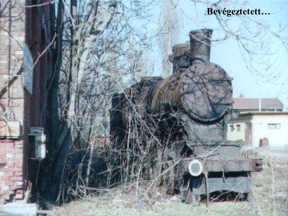 """Ez a felvétel Bratislavában készült egy néhai 375-ös """"Kati -ról, még 2003-ban."""