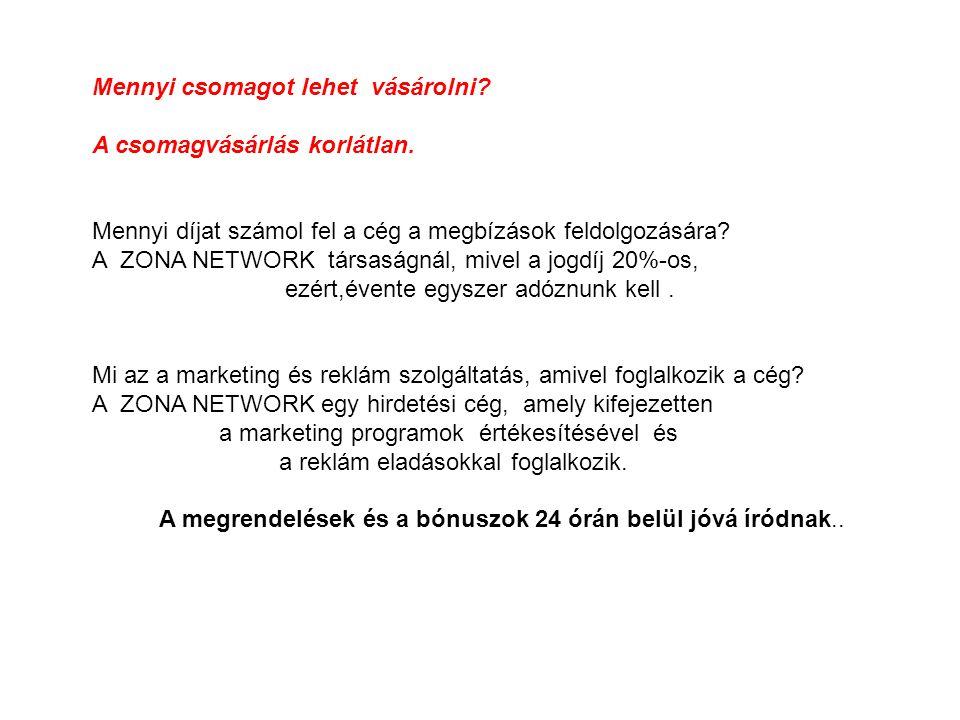 Hogyan lehet részt venni a marketing programban.