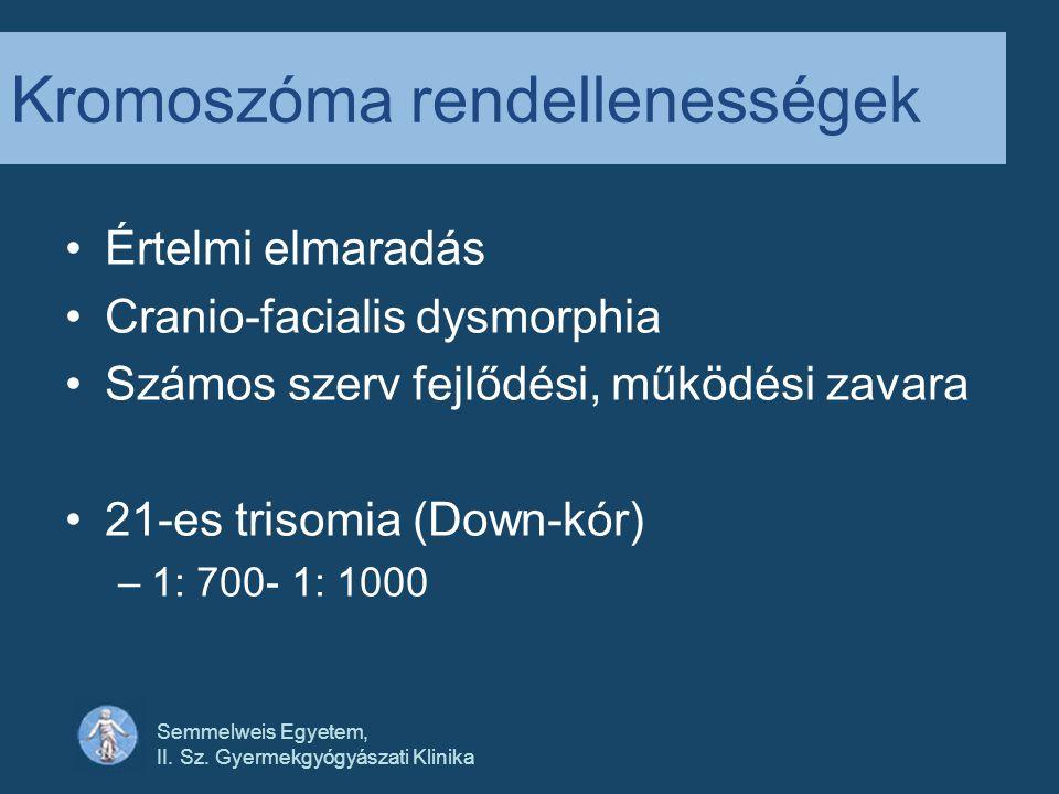 Semmelweis Egyetem, II.Sz.