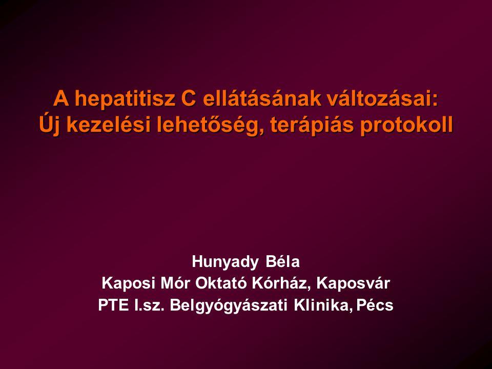 Hunyady Béla Kaposi Mór Oktató Kórház, Kaposvár PTE I.sz.
