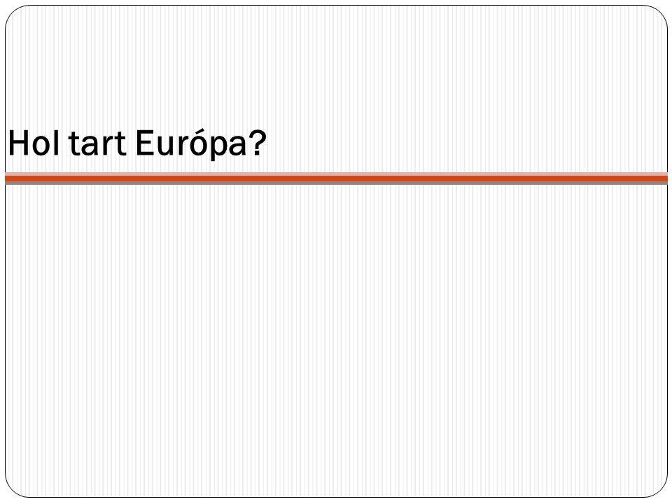 Hol tart Európa?
