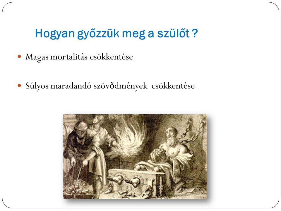 Hazai halálozások száma védőoltással megelőzhető betegségek esetén (2010) Diphteria: 0 Pertussis: 0 Poliomyelitis: 0 HIB meningitis: 0 Hepatitis B: 3 Pneumococcus meningitis: 13 Méhnyakrák: 379 Forrás: EPINFO Naponta egy n ő t elveszítünk méhnyakrákban Magyarországon!
