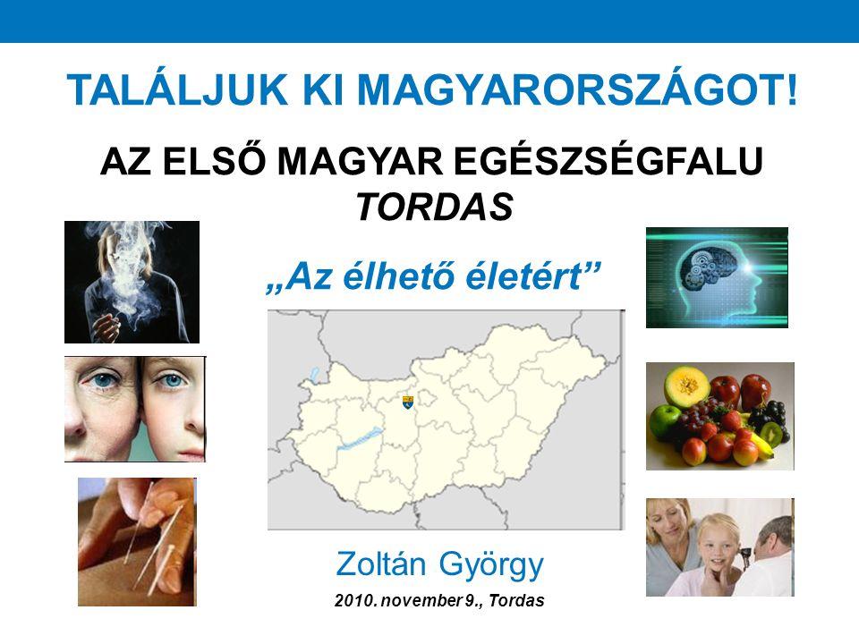 Zoltán György TALÁLJUK KI MAGYARORSZÁGOT.