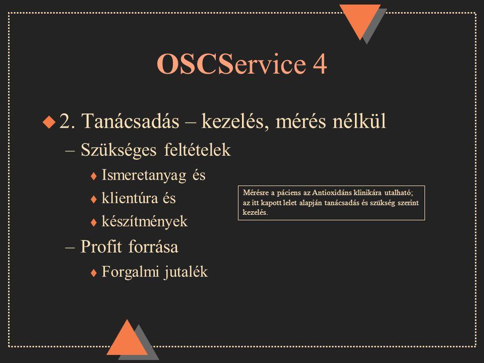 OSCService 4 u 2.