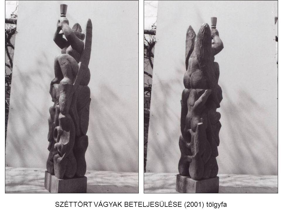 SZÉTTÖRT VÁGYAK BETELJESÜLÉSE (2001) tölgyfa