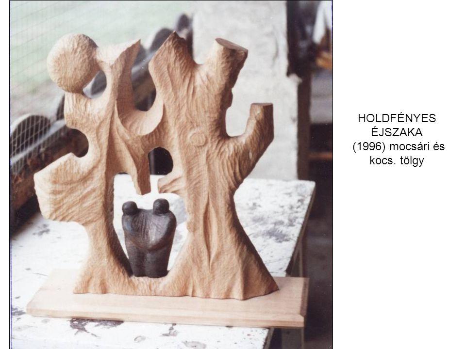 HOLDFÉNYES ÉJSZAKA (1996) mocsári és kocs. tölgy