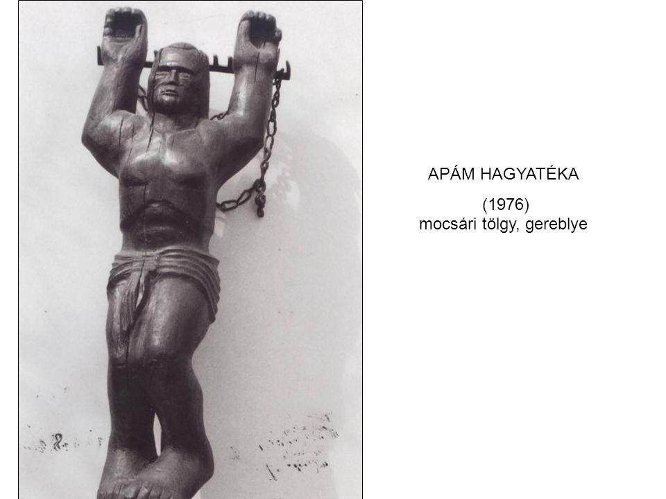 APÁM HAGYATÉKA (1976) mocsári tölgy, gereblye