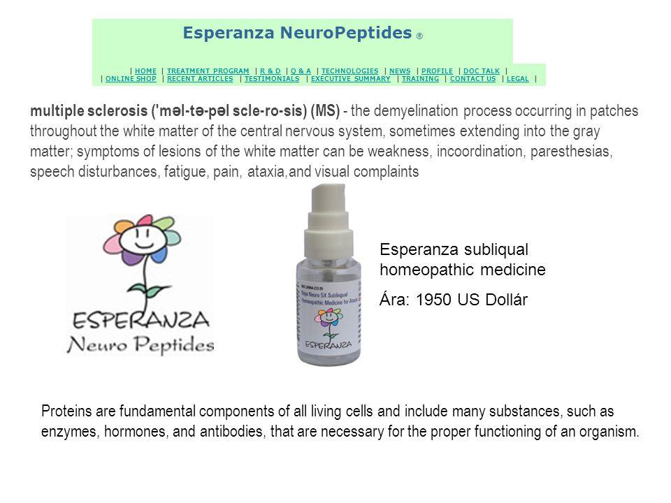 Esperanza NeuroPeptides ® | HOME | TREATMENT PROGRAM | R & D | Q & A | TECHNOLOGIES | NEWS | PROFILE | DOC TALK | | ONLINE SHOP | RECENT ARTICLES | TESTIMONIALS | EXECUTIVE SUMMARY | TRAINING | CONTACT US | LEGAL |HOMETREATMENT PROGRAMR & DQ & ATECHNOLOGIESNEWSPROFILEDOC TALKONLINE SHOPRECENT ARTICLESTESTIMONIALSEXECUTIVE SUMMARYTRAININGCONTACT USLEGAL M S N E M A I L N E W S L E T T E R M S N E M A I L N E W S L E T E R E S P E R A N Z A S H O P E S P E R A N Z A S H O P S U B S C R I B E T O M S N N E W S S U B S C R I B E T O M S N N E W S P O W E R P O I N T P R E S E N T A T I O N P O W E R P O I N T P R E S E N T A T I O N s u b li n g u al s p r a y ( s u b - li n - g u al / s p r a y ) - is si m pl y a li q ui d d el iv er y s y st e m w h er e b y li q ui d is di vi d e d in to s m al l st re a m s a n d a d m in is te re d h y p o gl o s s al o r b e n e at h t h e to n g u e.