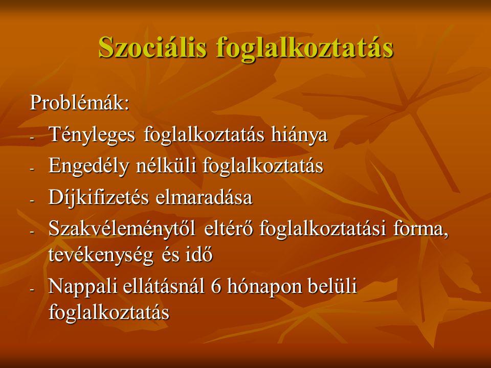 SPECIÁLIS ELLENŐRZÉSEK 1.