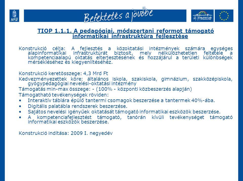 TIOP 1.1.1.