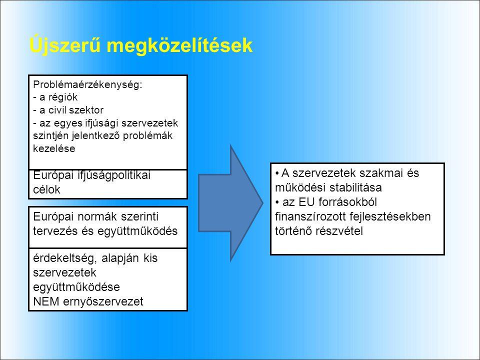 TRIVIUM Partnerség 2002 – 2004.előkészítő szakasz (Szándéknyilatkozat) 2004-2009.